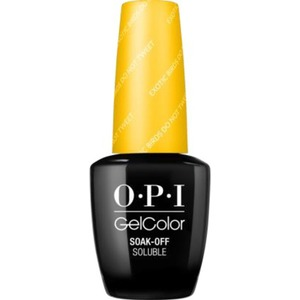 OPI GelColor Soak Off Gel Polish - Fiji Collection - Exotic Birds Do Not Tweet 0.5 oz. (GCF91)