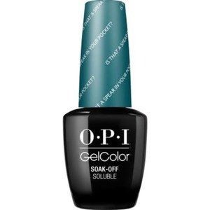 OPI GelColor Soak Off Gel Polish - Fiji Collection - Is that a Spear in Your Pocket? 0.5 oz. (GCF85)