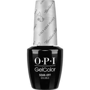 OPI GelColor Soak Off Gel Polish - Girls Love Pearls (HPH13G)