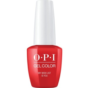 OPI GelColor Soak Off Gel Polish - Love OPI XOXO Collection - My Wish List is You (HPJ10)