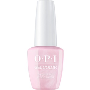 OPI GelColor Soak Off Gel Polish - Love OPI XOXO Collection - The Color That Keeps On Giving (HPJ07)