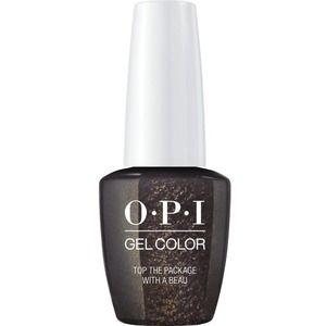 OPI GelColor Soak Off Gel Polish - Love OPI XOXO Collection - Top the Package with a Beau (HPJ11)