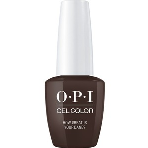 OPI GelColor Soak Off Gel Polish - HOW GREAT IS YOUR DANE? 0.5 oz. (GCN44A)