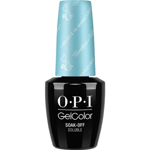 OPI GelColor Soak Off Gel Polish - I Believe In Manicures (HPH01G)