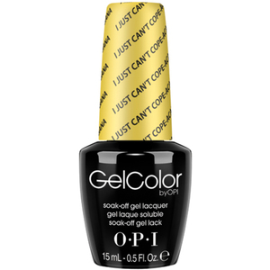 OPI GelColor Soak Off Gel Polish - I Just Can't Cope-acabana - (GCA65)