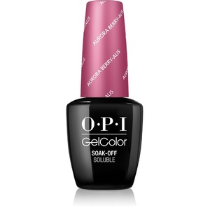 OPI GelColor Soak Off Gel Polish - IceLand Collection - AURORA BERRY-ALIS 0.5 oz. (GCI64)