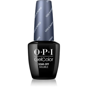 OPI GelColor Soak Off Gel Polish - IceLand Collection - LESS IN NORSE 0.5 oz. 0.5 oz. (GCI59)