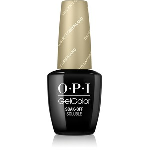 OPI GelColor Soak Off Gel Polish - IceLand Collection - THIS ISN'T GREENLAND 0.5 oz. (GCI58)