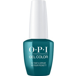 OPI GelColor Soak Off Gel Polish - IS THAT A SPEAR IN YOUR POCKET? 0.5 oz. (GCF85A)