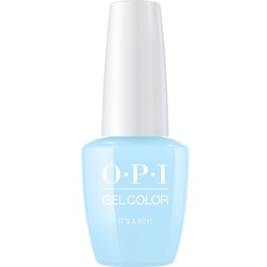 OPI GelColor Soak Off Gel Polish - IT'S A BOY! 0.5 oz. (GCT75A)