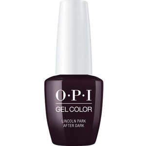 OPI GelColor Soak Off Gel Polish - LINCOLN PARK AFTER DARK 0.5 oz. (GCW42A)