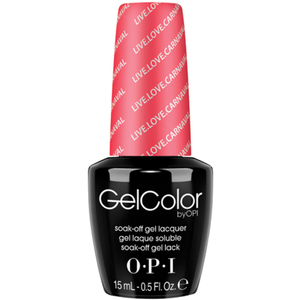 OPI GelColor Soak Off Gel Polish - Live.Love.Carnaval 0.5 oz. (GCA69)