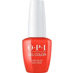 OPI GelColor Soak Off Gel Polish - LIVING ON THE BULA-VARD 0.5 oz. (GCF81A)