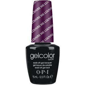 OPI GelColor Soak Off Gel Polish - Louvre Me Louvre Me Not 0.5 oz. (GCF13)