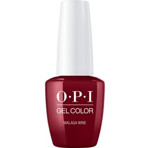 OPI GelColor Soak Off Gel Polish - MALAGA WINE 0.5 oz. (GCL87A)