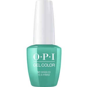 OPI GelColor Soak Off Gel Polish - MY DOGSLED IS A HYBRID 0.5 oz. (GCN45A)