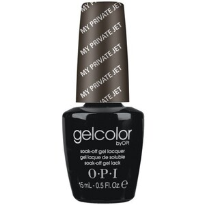 OPI GelColor Soak Off Gel Polish - My Private Jet 0.5 oz. (GCB59)