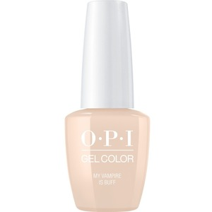 OPI GelColor Soak Off Gel Polish - MY VAMPIRE IS BUFF 0.5 oz. (GCE82A)