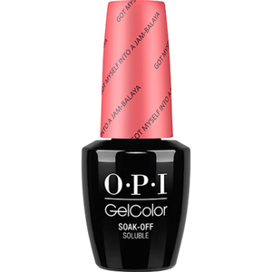 OPI GelColor Soak Off Gel Polish - New Orleans Collection - Got Myself into a Jam-balaya 0.5 oz. (GCN57)