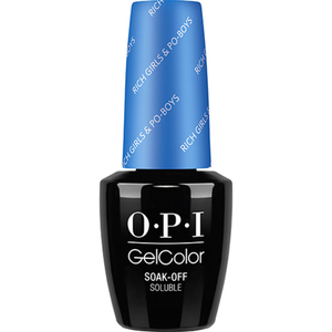 OPI GelColor Soak Off Gel Polish - New Orleans Collection - Rich Girls & Po-Boys 0.5 oz. (GCN61)