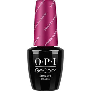 OPI GelColor Soak Off Gel Polish - New Orleans Collection - Spare Me A French Quarter 0.5 oz. (GCN55)
