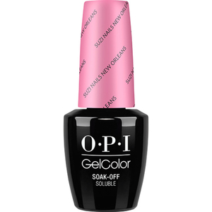 OPI GelColor Soak Off Gel Polish - New Orleans Collection - Suzi Nails New Orleans 0.5 oz. (GCN53)