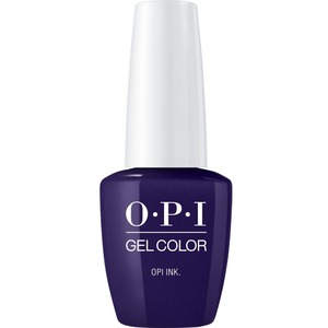 OPI GelColor Soak Off Gel Polish - OPI INK 0.5 oz. (GCB61A)