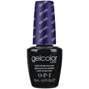 OPI GelColor Soak Off Gel Polish - OPI INK. 0.5 oz. (GCB61)