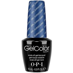 OPI GelColor Soak Off Gel Polish - OPI...Eurso Euro 0.5 oz. (GCE72)