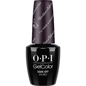 OPI GelColor Soak Off Gel Polish - PH14G - Ill Have A Manhattan (HPH14G)
