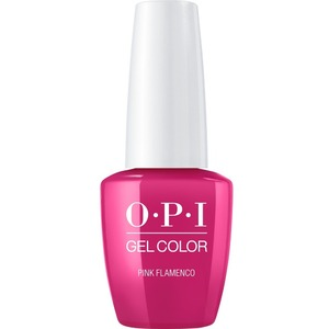 OPI GelColor Soak Off Gel Polish - PINK FLAMENCO 0.5 oz. (GCE44A)