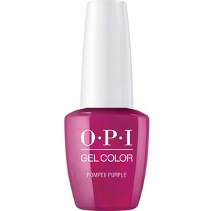OPI GelColor Soak Off Gel Polish - POMPEII PURPLE 0.5 oz. (GCC09A)