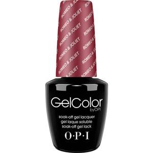 OPI GelColor Soak Off Gel Polish - Romeo & Joliet 0.5 oz. (GCS72)