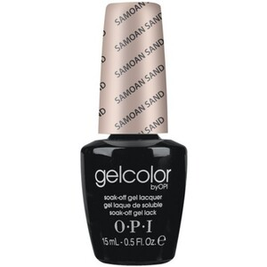 OPI GelColor Soak Off Gel Polish - Samoan Sand 0.5 oz. (GCP61)