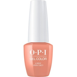 OPI GelColor Soak Off Gel Polish - Small Size .25oz - A GREAT OPERA-TUNITY 7.5 mL. (GCV25B)