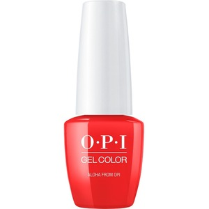 OPI GelColor Soak Off Gel Polish - Small Size .25oz - ALOHA FROM OPI 7.5 mL. (GCH70B)