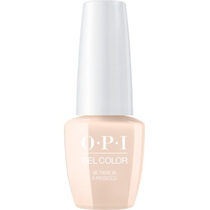 OPI GelColor Soak Off Gel Polish - Small Size .25oz - BE THERE IN A PROSECCO 7.5 mL. (GCV31B)