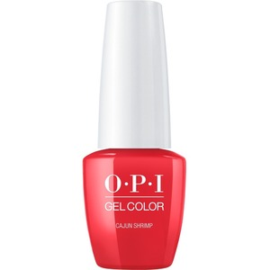 OPI GelColor Soak Off Gel Polish - Small Size .25oz - CAJUN SHRIMP 7.5 mL. (GCL64B)