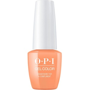 OPI GelColor Soak Off Gel Polish - Small Size .25oz - CRAWFISHIN' FOR A COMPLIMENT 7.5 mL. (GCN58B)