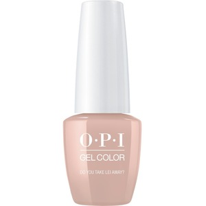 OPI GelColor Soak Off Gel Polish - Small Size .25oz - DO YOU TAKE LEI AWAY? 7.5 mL. (GCH67B)