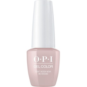 OPI GelColor Soak Off Gel Polish - Small Size .25oz - DON'T BOSSA NOVA ME 7.5 mL. (GCA60B)