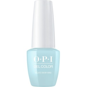 OPI GelColor Soak Off Gel Polish - Small Size .25oz - GELATO ON MY MIND 7.5 mL. (GCV33B)