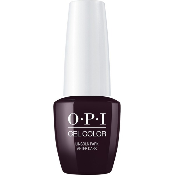 OPI GelColor Soak Off Gel Polish - Small Size .25oz - LINCOLN PARK AFTER DARK 7.5 mL. (GCW42B)