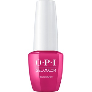 OPI GelColor Soak Off Gel Polish - Small Size .25oz - PINK FLAMENCO 7.5 mL. (GCE44B)