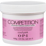 OPI Competition Powder - Advanced Formula Acrylic System - Cool Pink 3.52 oz. (619828181848)