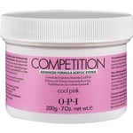 OPI Competition Powder - Advanced Formula Acrylic System - Cool Pink 7.05 oz. (619828181886)