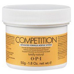 OPI Competition Powder - Advanced Formula Acrylic System - Totally Natural 1.76 oz. (619828182180)