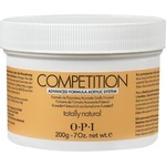 OPI Competition Powder - Advanced Formula Acrylic System - Totally Natural 7.05 oz. (619828182241)