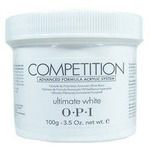 OPI Competition Powder - Advanced Formula Acrylic System - Ultimate White 7.05 oz. (619828041975)