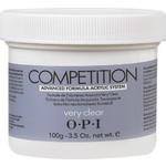 OPI Competition Powder - Advanced Formula Acrylic System - Very Clear 3.52 oz. (619828182920)